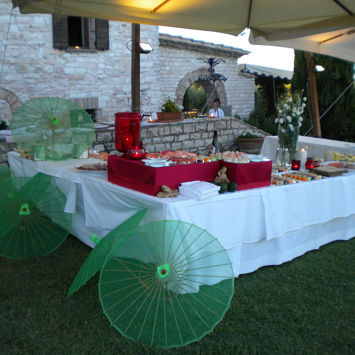 le azalee catering